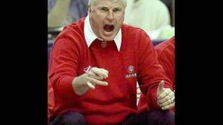 Bobby Knight - Angry half time speech