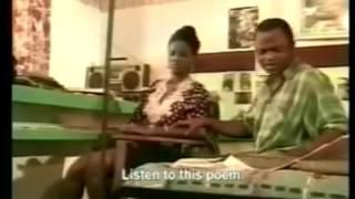 Epic Yoruba love poem