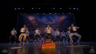 [2ND PLACE] Broad Street Baadshahz | LEGENDS Bollywood Dance 2018 | [@VIBRVNCY Front Row]