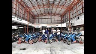 มาดูที่สุดของประเทศ กับคนที่มี Kawasaki PDK R1 เยอะที่สุดในโลก ไม่รักจริงทำไม่ได้แน่นอน - Johnrider
