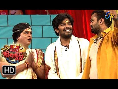 Sudigaali Sudheer Performance | Extra Jabardsth | 30th June 2017 | ETV  Telugu