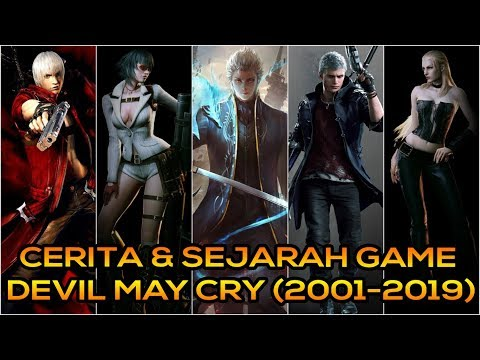 Xxx Mp4 Cerita Sejarah Game Devil May Cry 2001 2019 3gp Sex
