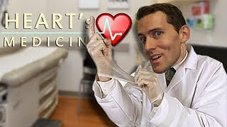 LET'S PLAY DOCTOR! - Heart's Medicine: Time to Heal Gameplay