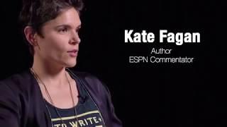 I am CU- Kate Fagan