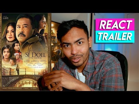 PENJELASAN TRAILER SI DOEL THE MOVIE! | REACT TRAILER SI DOEL THE MOVIE! | REZZVLOG