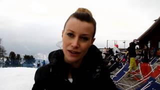 Giorgia Wurth a Cortina