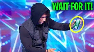 5 Magicians Who Shocked The Judges *INCREDIBLE MAGIC*