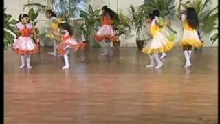 Christian Children's Dance