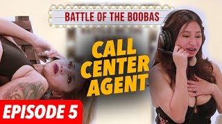 EPISODE 5 BATTLE OF THE BOOBAS: Rufa Mae and Ethel Booba, NAGBARAHAN as call center agent & caller!