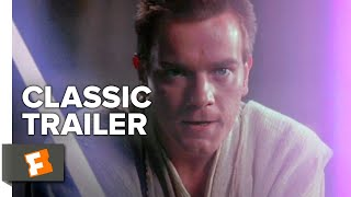 Star Wars: Episode I - The Phantom Menace (1999) Trailer #1 | Movieclips Classic Trailers
