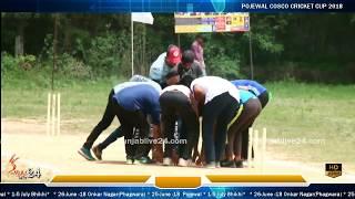 Pojewal Cosco Cricket Cup 2018