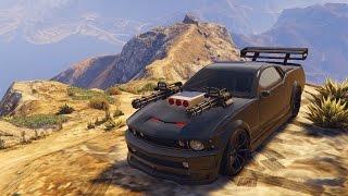 GTA 5 - KARA ŞİMŞEK MODU (Knight Rider - K.I.T.T)