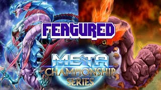 Feature Matches - Meta Championship $487 [Yugioh Duel Links]