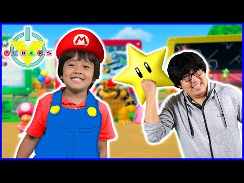 Xxx Mp4 Mario Party STAR CHALLENGE Let 39 S Play With Ryan Vs Daddy 3gp Sex