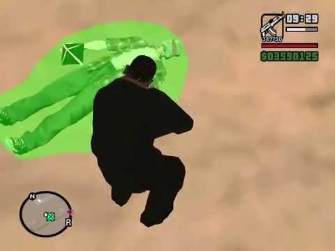GTA hombre radioactivo