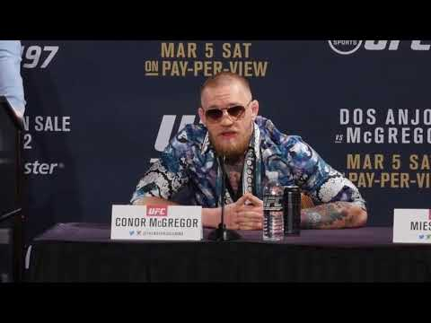 Xxx Mp4 Conor Mcgregor Every Year Is My Fuc Ing Year 3gp Sex