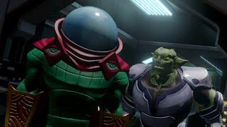 Disney Infinity 2.0 - Marvel Super Heroes - Ultimate Spider-Man Playset Walkthrough Part 1