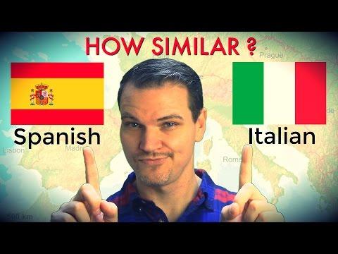 Xxx Mp4 How Similar Are Spanish And Italian 3gp Sex