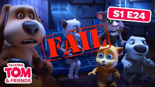 Talking Tom and Friends - The Contest (Episode 24)