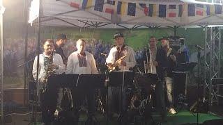 Rain & Live Jazz In Kiev, Ukraine. Дождь и Музыка, Французский Институт В Киеве