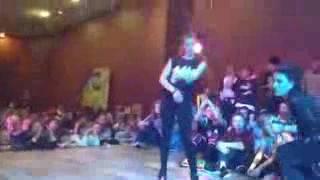 دي جي رقص بنات  تكسير  على ريمكس  اجنبي  أجمل رقص تكسير  2016