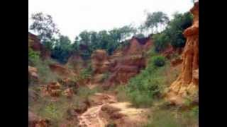 West Bengal Tourism - Gongoni, Garbeta, Midnapore west - The Grand Canyon of Bengal - Part 6