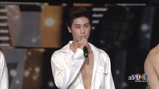 แนะนำตัว สายเลือดใหม่ช่อง3   Love is in the air   Channel3 charity concert(HD)