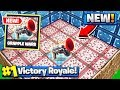 *NEW* PROTECT THE GRAPPLER Gamemode in Fortnite Battle Royale!