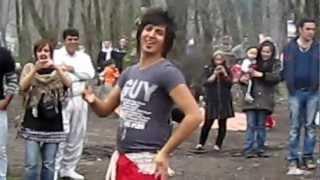 رقص عربی محسن