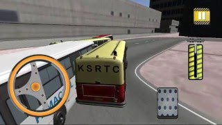 Bus Race 3D Unity Game