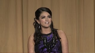 Cecily Strong hosts White House Correspondents Dinner