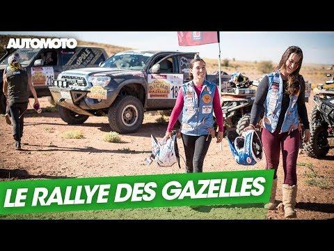 Rallye des gazelles 100 féminin