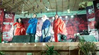 Rajshahi College Rag day