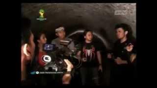 Jejak Paranormal ANTV Terbaru - Goa Belanda Angker Bandung 24 Mei 2014