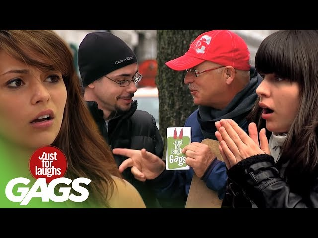 Funniest Instant Accomplice - Best Of Just For Laughs Gags