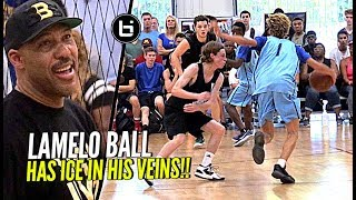 LaMelo Ball 51 Points vs San Antonio Spurs of AAU Basketball!! Big Ballers vs Aussie Elite