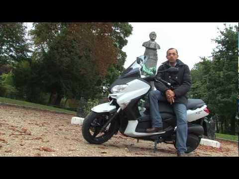 Essai Yamaha X Max 125 ABS