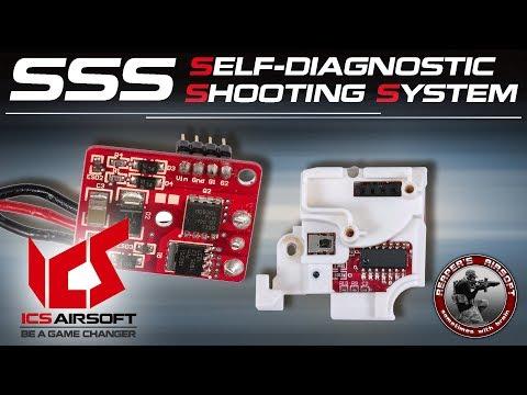 Xxx Mp4 Tech ICS SSS Self Diagnostic Shooting System EFCU Mosfet 6mm Airsoft Softair 4K UHD 3gp Sex