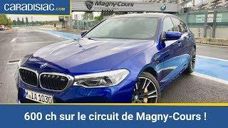 Essai – BMW M5 F90 (2018) : des lois de la physique réécrites
