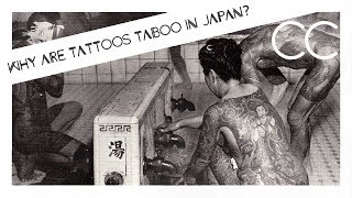 Why are tattoos taboo in Japan?