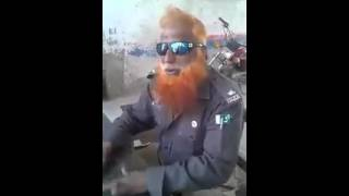 Sindh Police Funny