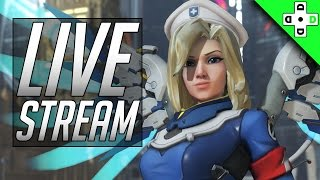 Overwatch Live Stream