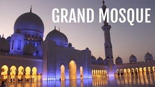 Grand Mosque, Abu Dhabi, Last Exit - Dubai - Dubai Diaries - Day 8