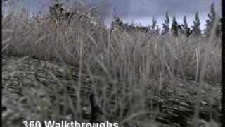 Call Of Duty 4: Modern Warfare Walkthrough Part 11 - All Ghilled Up (1/2)