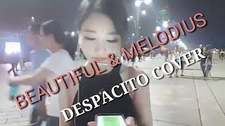 Lagu despacito (smule), cover lagu, versi china / mandarin