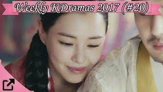 Top 10 Weekly Korean Dramas 2017 (#20) DramaFever