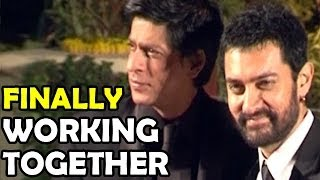 Aamir Khan & Shahrukh Khan are working together | Bollywood News