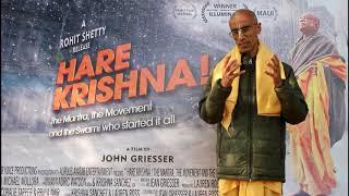 Iskcon Temple Punjabi Bagh Live ft. Hare Krishna Movie by HG Rukmani Krishna Pr
