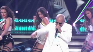 Pitbull F/ Chris Brown - Fun (American Idol Finale 2015)