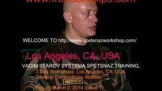 East to West with Vadim Starov & Nickie Thetsy ( part 1 Control of Consciousness)